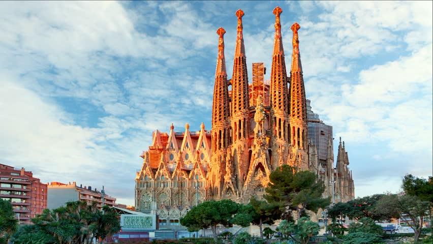 5. Sagrada Familia / Barcelona - İspanya