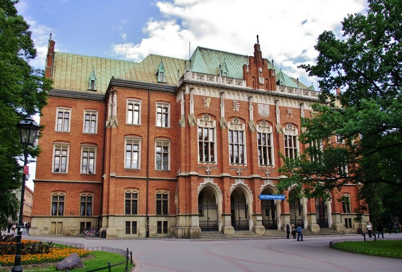 5. Jagiellonian Üniversitesi
