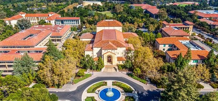 2. Stanford Üniversitesi
