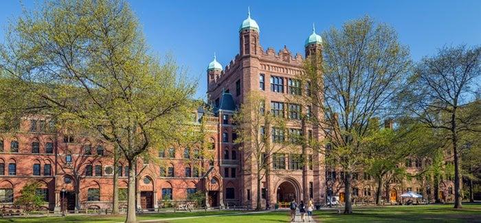 7. Yale Üniversitesi