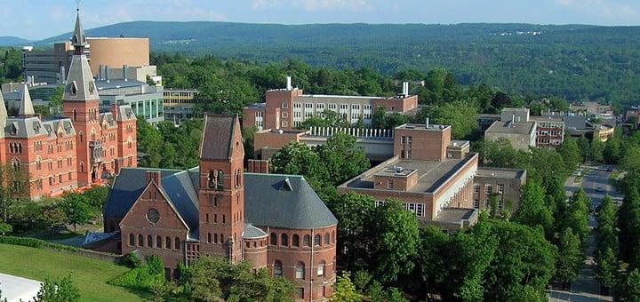 8. Cornell Üniversitesi