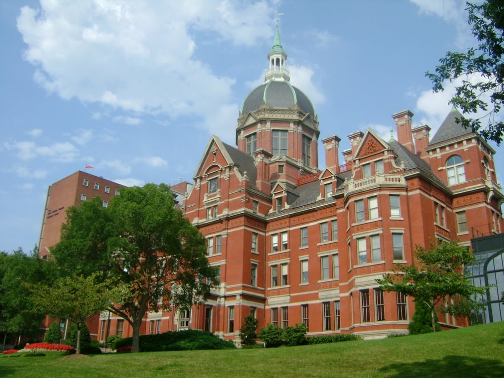 9. Johns Hopkins Üniversitesi