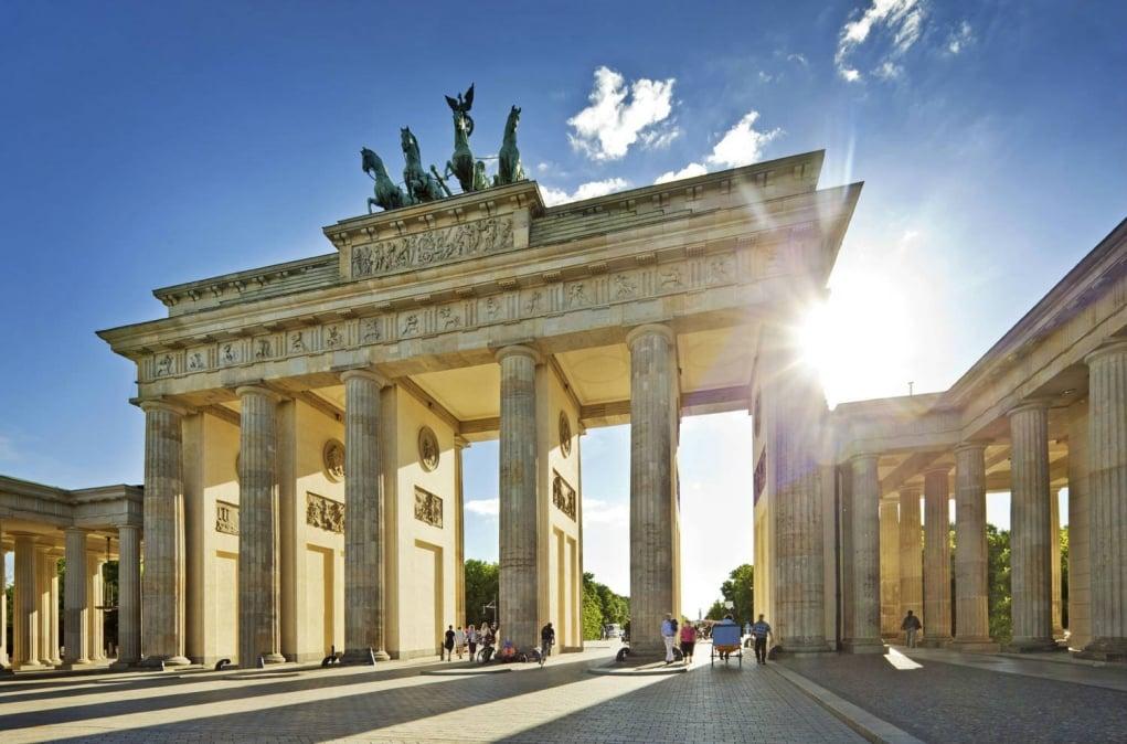 4. Brandenburg Kapısı / Berlin - Almanya