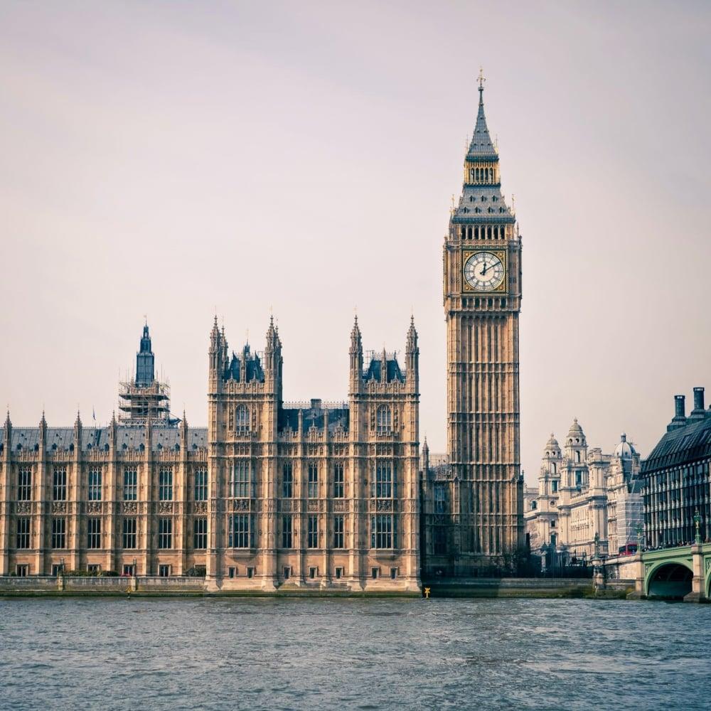 1. Big Ben / Londra - İngiltere