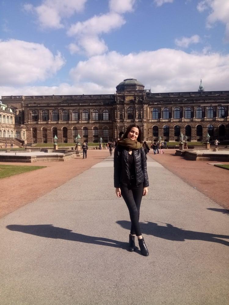 13. Tipik bir Almanya şehrinden daha fazlası : Dresden