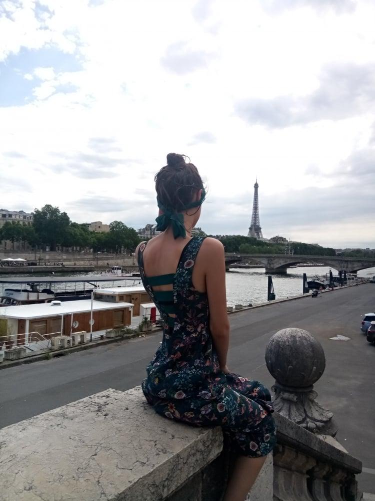 12. Kelimelerin kifayetsiz kaldığı şehir : Paris !