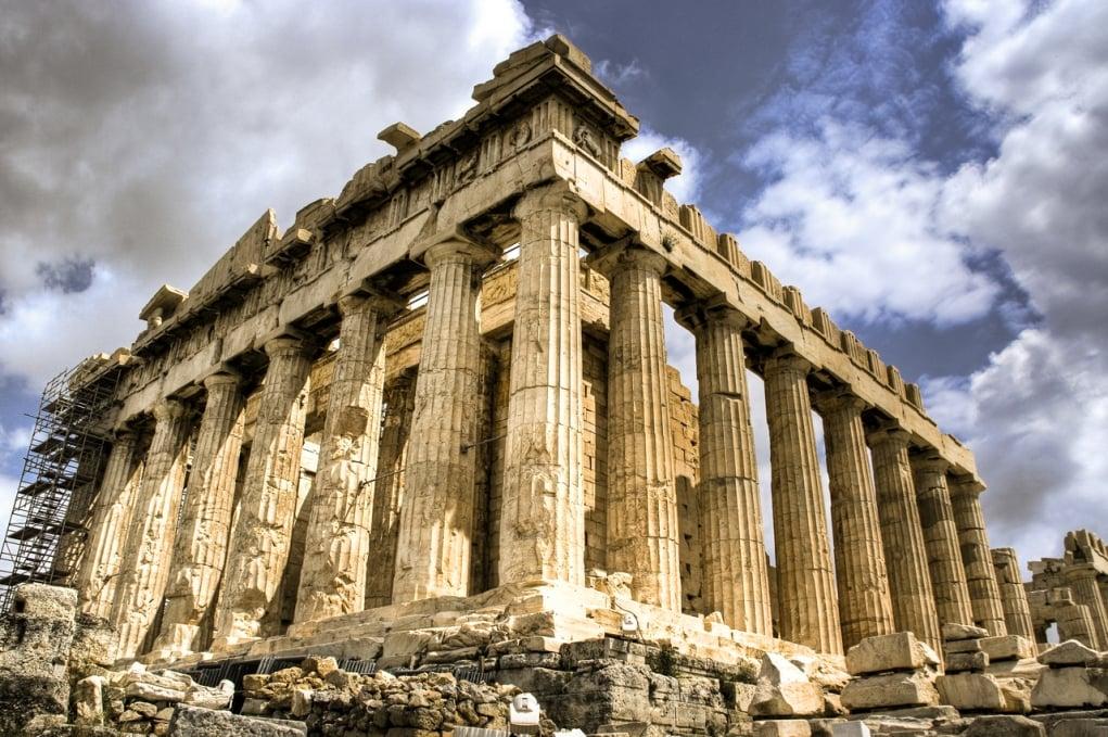 6. Akropolis / Atina - Yunanistan