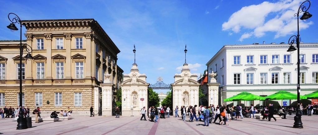 1. Varşova Üniversitesi