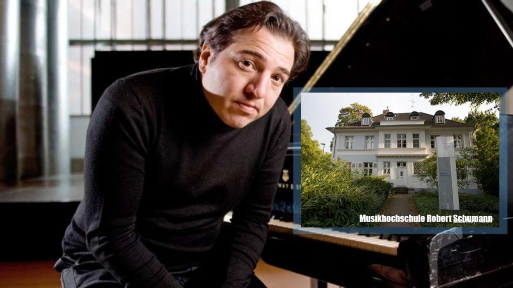 2. Fazıl Say : Musikhochschule Robert Schumann