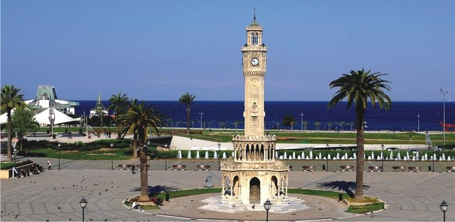 5. İzmir Saat Kulesi / İzmir, Türkiye