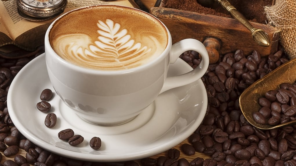 1. Coffee - Kahve