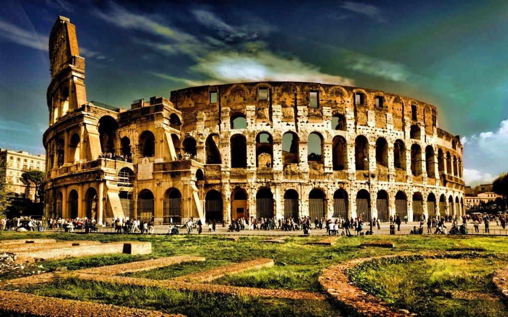 7. Kolezyum / Roma - İtalya