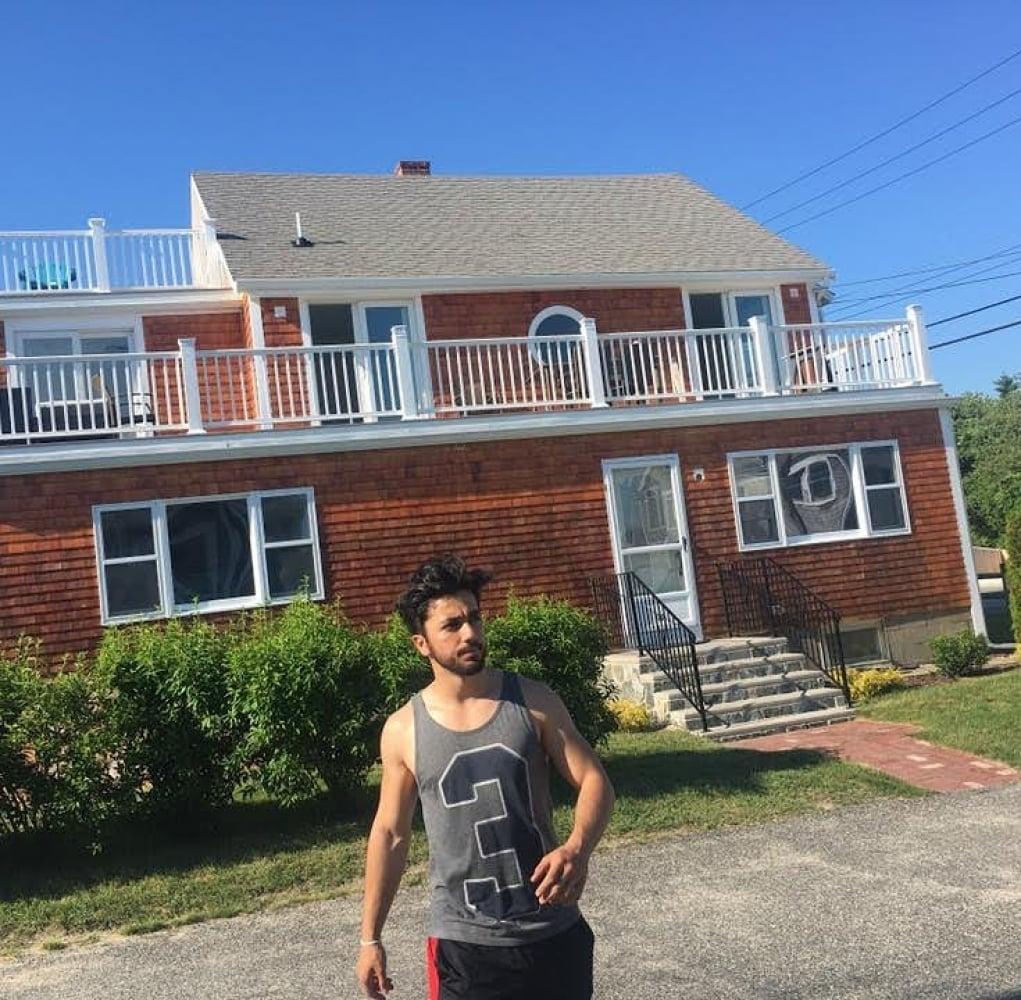 Zengin Amerikan Mahallesi l Amerikan Evleri ve Okyanus