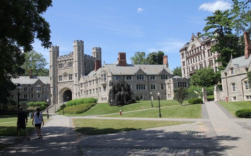 6. Princeton Universitesi