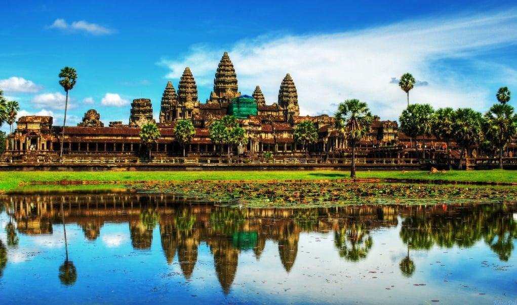4. Kamboçya