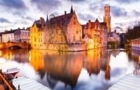 """""""Hiç Duymadık Burayı"""" Diyenlere 8 Adımda Brugge Rehberi"""