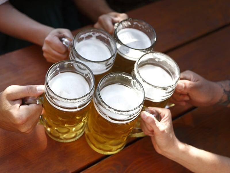 6. 2013 yılına kadar bira Rusya'da alkollü içki olarak değerlendirilmiyordu.
