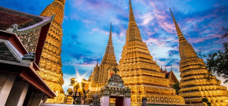 7. Tayland