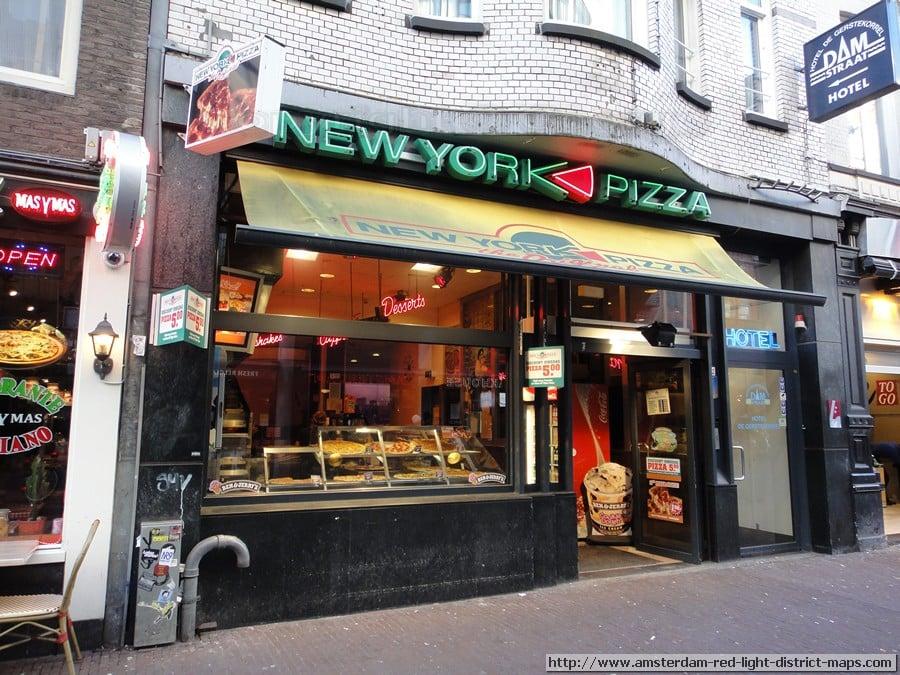 2. Amerika'nın ilk pizza restoranı New York'ta açılmıştır.