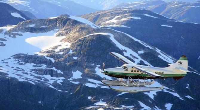 3. Alaska'da ürün yetiştirmek zor olduğu için yiyecekler uçak yoluyla başka eyaletlerden gelir.