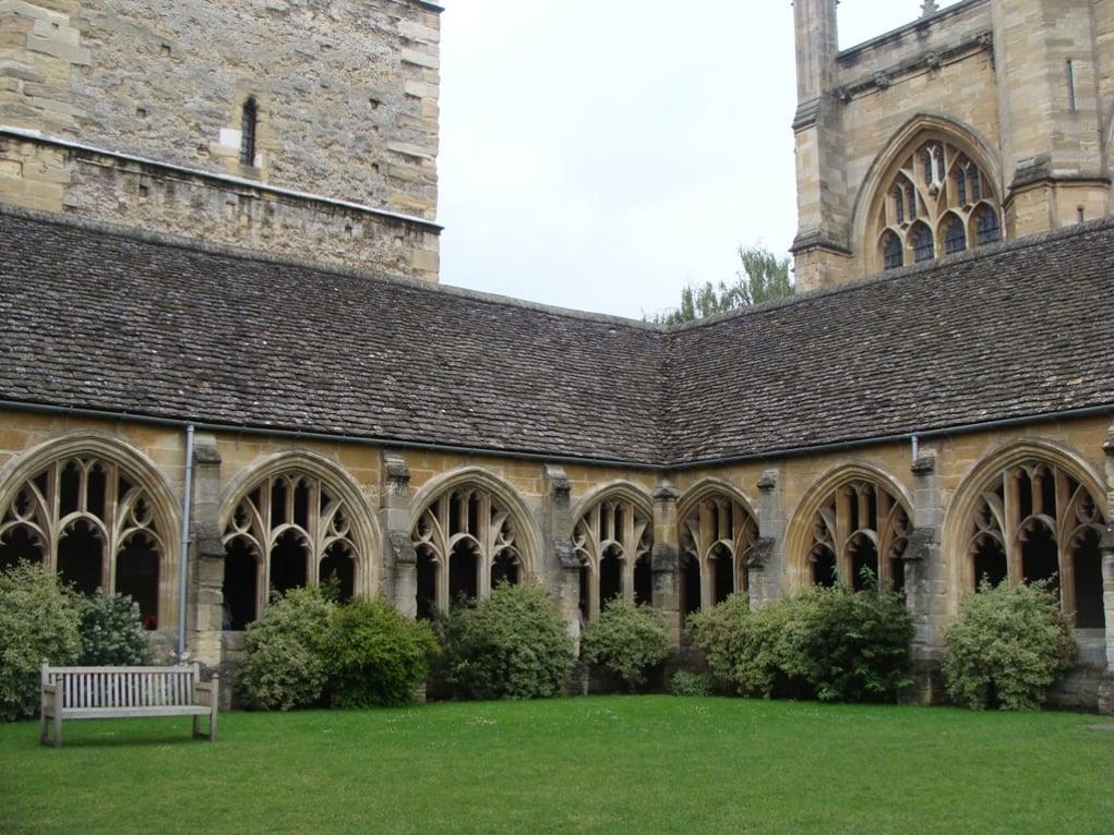 5. Durham Katedrali, Durham