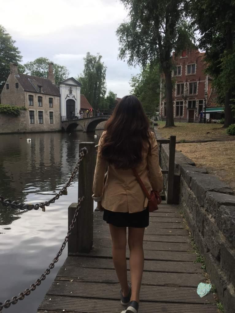 1. Gözümüzün nuru Brugge!