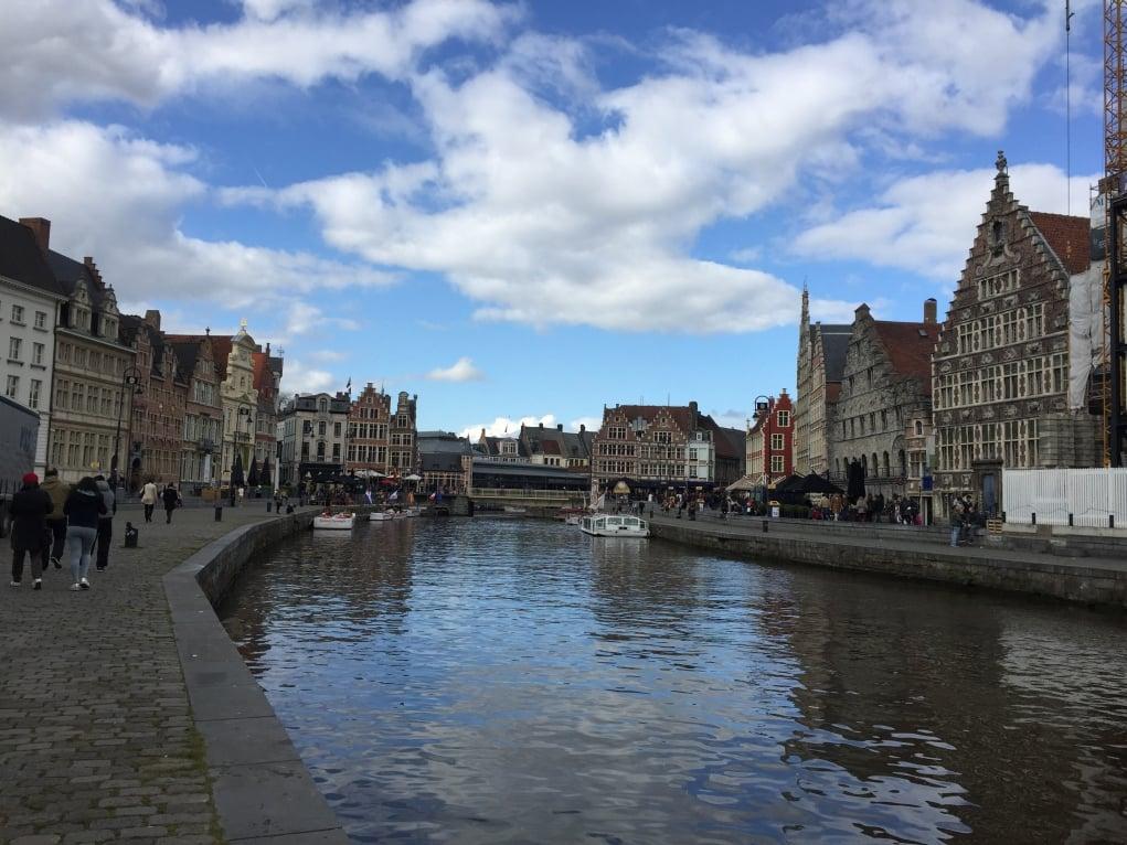 8. Liege ve Gent'i rotanıza eklemelisiniz.