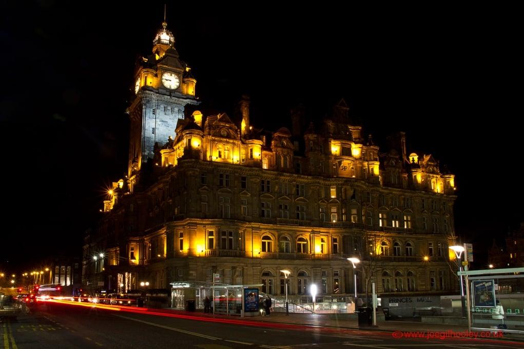 8. Balmoral Hotel, Edinburgh
