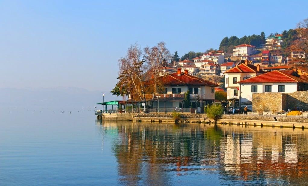 4. Ohrid, hem vizesiz hem de tadından yenmez!