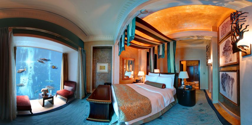 1. Atlantis The Palm - Dubai, Birleşik Arap Emirlikleri