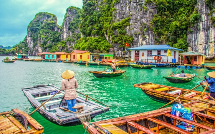 8. Vietnam