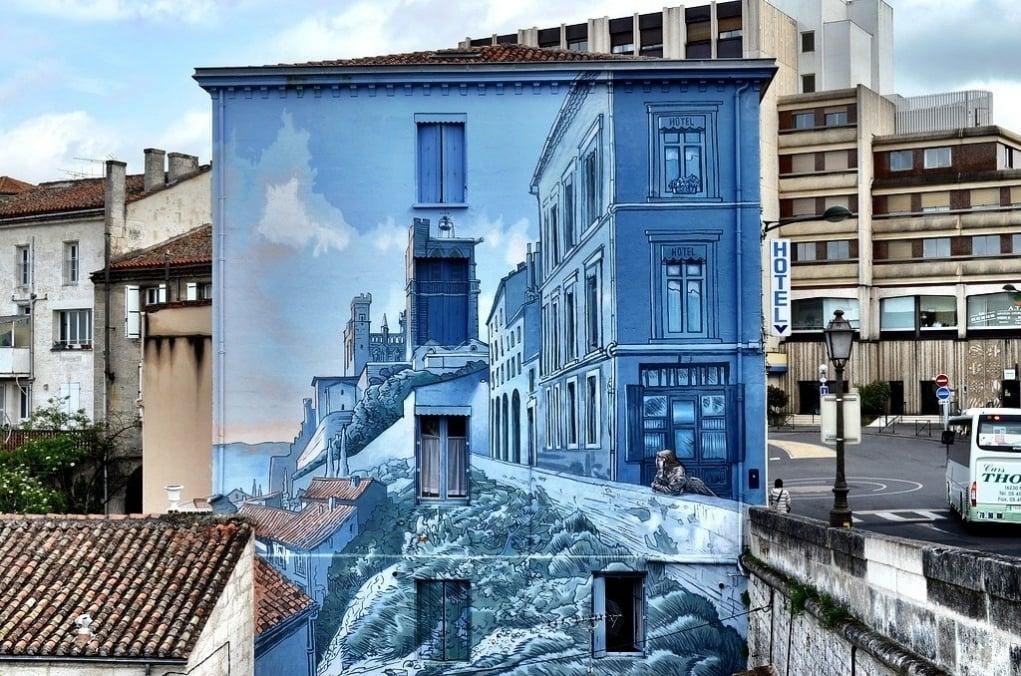 4. Angoulême, Fransa