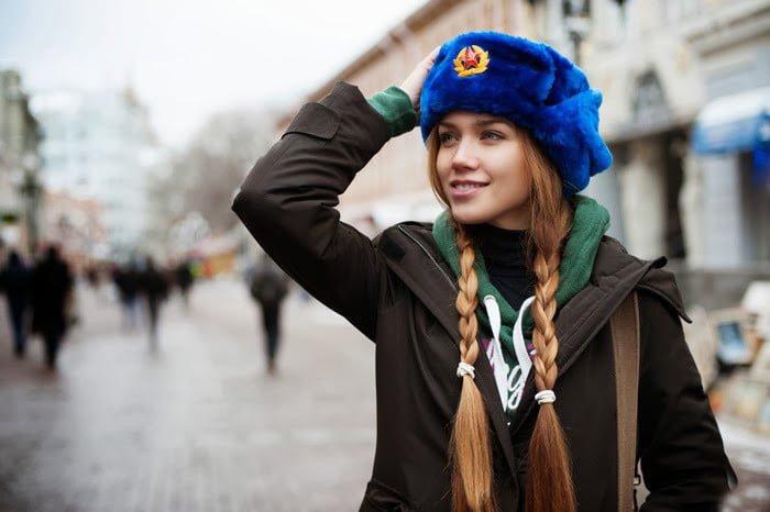 3. Rusya'da kadın sayısı, erkek sayısından 9 milyon kadar daha fazladır.