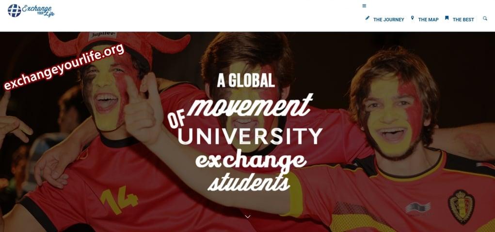 9. Exchangeyourlife ile Erasmus'u yeniden keşfedin.