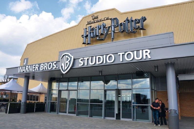 1. Warner Bros. Studio Tour, Londra
