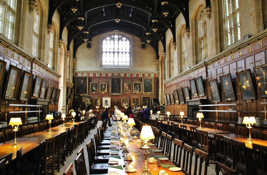 10. Christ Church, Oxford