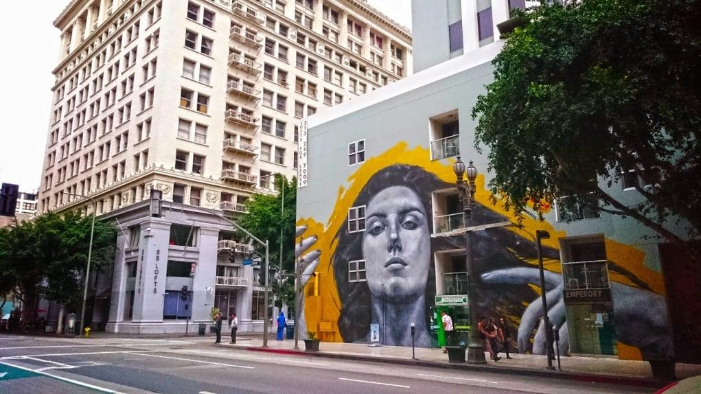 8. Los Angeles, Amerika