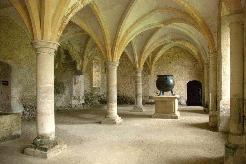 9. Lacock Abbey, Wiltshire