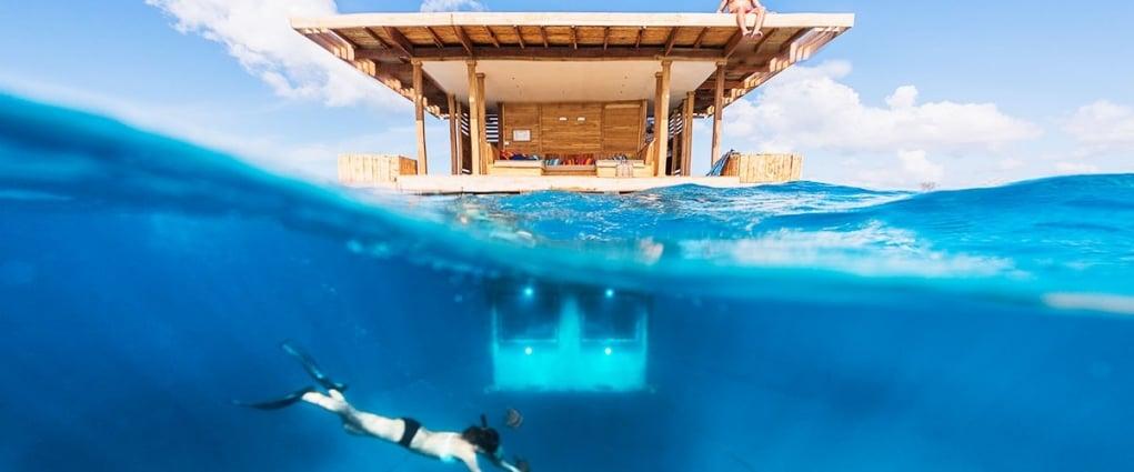 2. Manta Resort - Zanzibar, Tanzanya