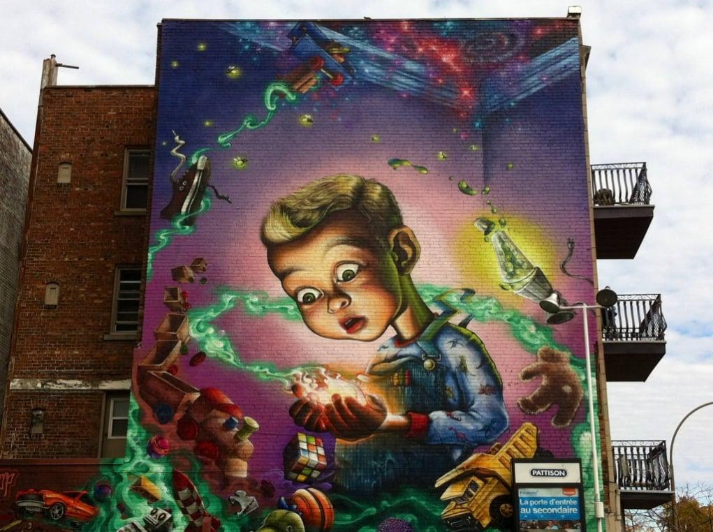 9. Montreal, Kanada