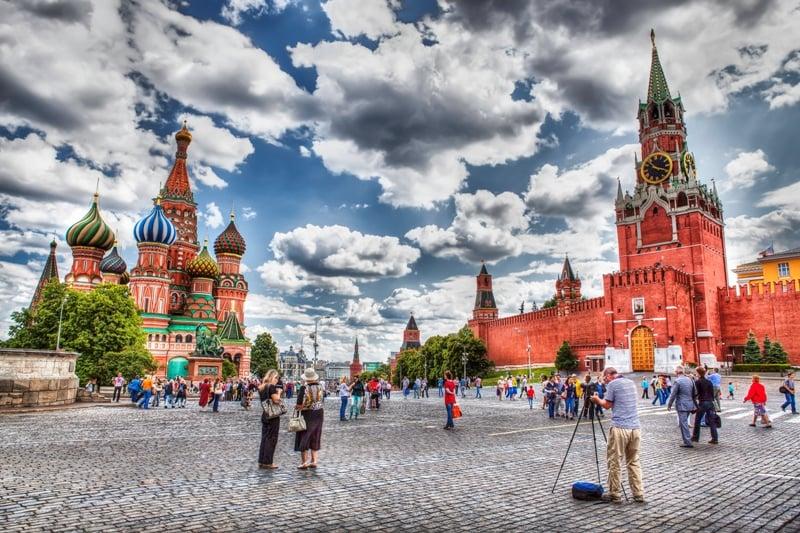 BONUS : Rusya