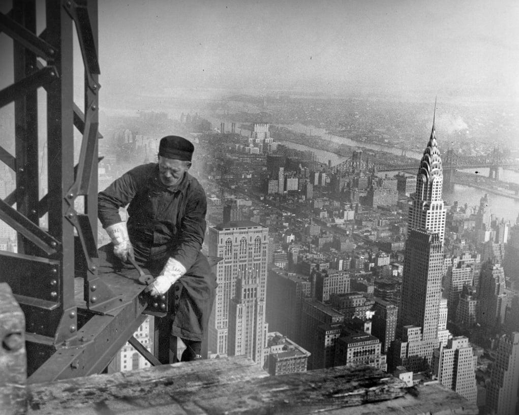 1. New York'un en ünlü binalarından biri olan Empire State binası yalnızca bir yılda inşa edilmiştir.