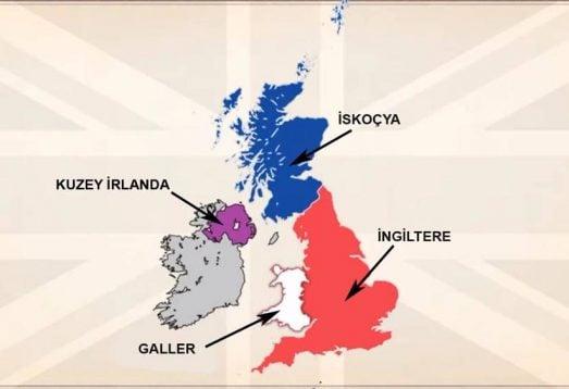 Kafası Karışanlar için 4 Adımda Birleşik Krallık