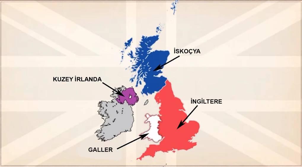 2. Birleşik Krallık hep karmaşık bir yapıya sahipti.