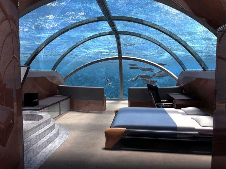 4. Poseidon Sualtı Tesisi, Fiji