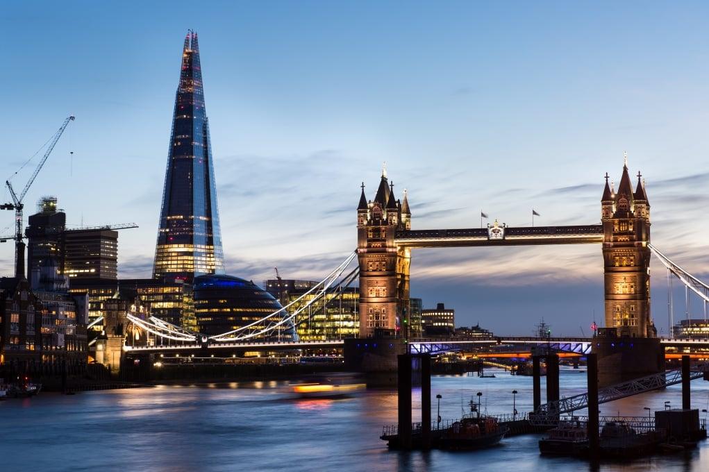 1. Londra
