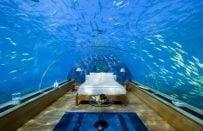 Dünyanın En Lüks 5 Su Altı Oteli