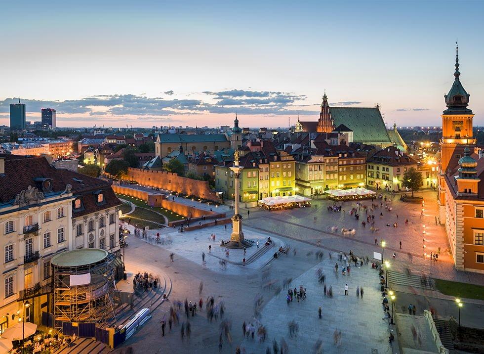 2. Varşova, hepimizin merak ettiği o ucuz şehir!