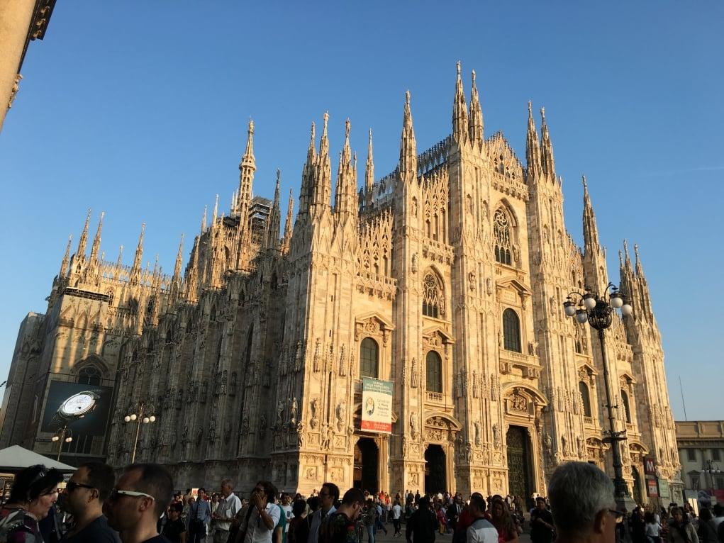 1. Milano'da ilk günler zorlu geçebilir.