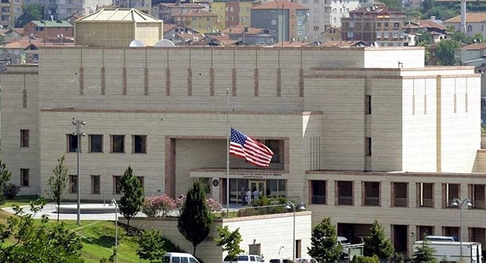 ABD Büyükelçiliği, Türkiye'den Yapılan Vize Başvurularını Askıya Aldı